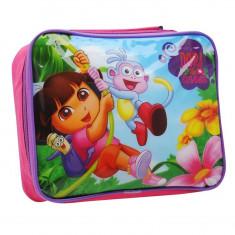 Geanta Pranz Character Lunch Bag - Originala - Anglia - Dim. W24 x H20 x D7.5 cm - Gentuta Copii