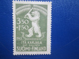 TIMBRE FINLANDA NESTAMPILAT