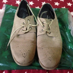 Pantofi barbatesti maro URGENT - Pantof barbat, Marime: 42, Culoare: Din imagine