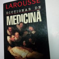 LAROUSSE DICTIONAR DE MEDICINA