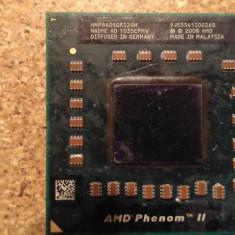 Procesor AMD PHENOM II TRIPLE CORE MOBILE P840 HMP840SGR32GM 1.9GHz 3X512KB - Procesor laptop AMD, S1