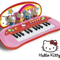 Pian Cu Figurine Hello Kitty - Jocuri arta si creatie