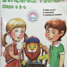 EVALUAREA FINALA. CLASA A II-A - Alexandra Manea, Liliana Ioan, C. Matache