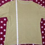 Tricou fabricat in Romania din Bumbac URGENT, L, Maneca scurta, Din imagine