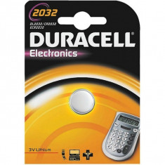 1x Duracell CR2032 lithium battery BL090 - Baterie Aparat foto