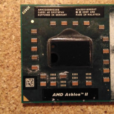 Procesor AMD ATHLON II DUAL CORE MOBILE M320 AMM320DBO22GQ 2.1GHz 2X512KB - Procesor laptop AMD, S1