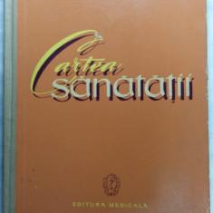 CARTEA SANATATII -COLECTIV DE EMINENTI MEDICI SOVIETICI CONDUSI DE JDANOV- 1959