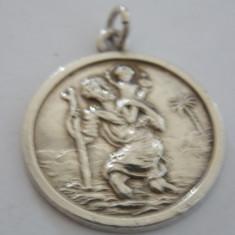 Pandantiv argint vintage