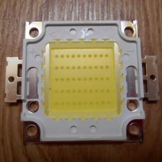 LED 50W lumina rece