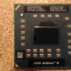 Procesor AMD ATHLON II DUAL CORE MOBILE P360 AMP360SGR22GM 2.3GHz 2X512KB - Procesor laptop AMD, S1