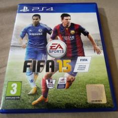 Fifa 15, PS4, original, alte sute de jocuri! - Jocuri PS4, Sporturi, 3+, Multiplayer