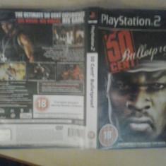 50 CENT Bulletproof - JOC PS2 ( GameLand ) - Jocuri PS2, Actiune, 18+, Single player