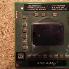 Procesor AMD ATHLON 64 X2 QL-66 AMQL66DAM22GG 2.2GHz 2X512KB Socket S1 - Procesor laptop