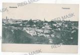 2732 - Bucovina CERNAUTI, Panorama - old postcard - used - 1915, Circulata, Printata