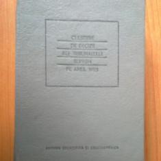 H3 Culegere de decizii ale tribunalului suprem pe anul 1983 - Carte Drept civil