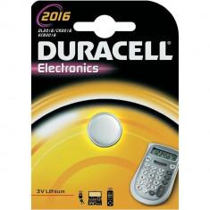 1x Duracell CR2016 lithium battery BL092 - Baterie Aparat foto