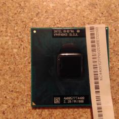 INTEL PENTIUM T4400 SLGJL 2.2GHz 1mb Cache Socket P - Procesor laptop Intel, P