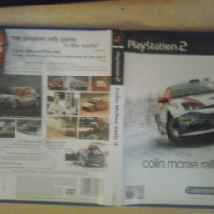 Colin McRae Rally 3 - Joc PS2 Playstation ( GameLand ) - Jocuri PS2, Curse auto-moto, 3+, Multiplayer