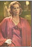 """CPI (B6723) CARTE POSTALA - JANE FONDA IN FILMIL """"JULIA"""""""