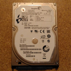 Hard-disk / HDD SEAGATE MOMENTUS 250GB ST9250421ASG Defect - Sectoare realocate - HDD laptop Seagate, 200-299 GB, SATA