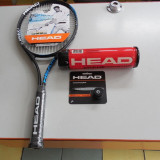 SET TENIS DE CAMP HEAD RACHETA,MINGI,VIBRASTOP,OVERGRIP