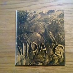 GHEZA VIDA - text: Marin Mihalache - 1965, 77 p.; tiraj: 5000 ex. - Carte sculptura