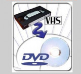 Transfer casete video VHS pe DVD sau stick usb