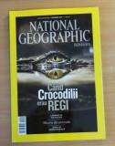 National Geographic Romania #Noiembrie 2009 - Cand crocodilii erau regi