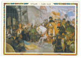 7160 - Romania ( 407 ) - ALBA-IULIA, Mihai Viteazul - postcard - unused, Necirculata, Printata