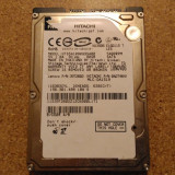 Hard-disk / HDD HITACHI 80GB HTS541080G9SA00 Defect - Nu comunica si face zgomot - HDD laptop Hitachi, 41-80 GB, SATA