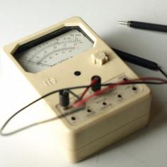 Multimetru rusesc - Multimetre