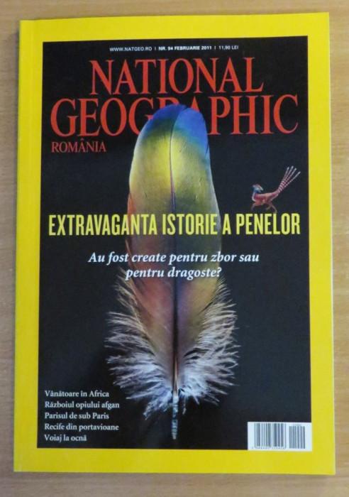 National Geographic Romania Februarie 2011 Istoria penelor, Parisul de sub Paris