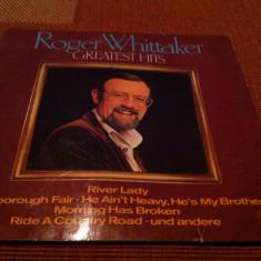 Roger whittaker greatest hits disc vinyl muzica pop metronome records lp best of, VINIL