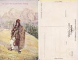 Campulung- Cioban de pe Rarau (Bucovina, Suceava)-tipuri, Necirculata, Printata
