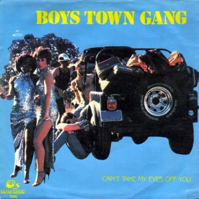Boys Town Gang Disc Charge