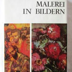 DIE RUMANISCHE MALEREI IN BILDERN - 1111 reproduceri, Vasile Dragut, 1971 - Album Pictura