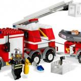 LEGO 7239 Fire Truck - LEGO City