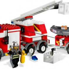 LEGO 7239 Fire Truck - LEGO City