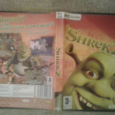 Joc PC - Shrek 2 (GameLand ) - Jocuri PC Activision, Actiune, 3+, Single player