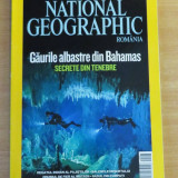 National Geographic Romania #August 2010 - Gaurile albastre din Bahamas - Revista culturale