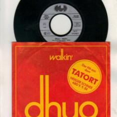 Dhuo - Walkin' (1984, CGD) Disc vinil single 7