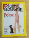 National Geographic Romania #Mai 2007 - Felinele, India urbana