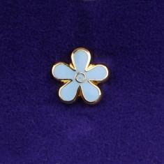 """Insigna Mason - Floare de """"nu-ma-uita"""""""