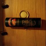 Cutie Ambalaj Carton; capac metal - Whiskey:DRUMGUISH- h. 31; diam.9cm