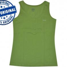 Maieu dama Reebok Core - maieu original - maieu sport - tricou tenis - Maiou dama, Marime: M, Culoare: Verde