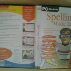 Spelling made easy - PC Software ( GameLand )