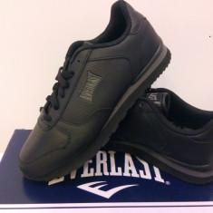 Adidas original Everlast, piele naturala. Livrare gratuita. Marimi 35-37-41 - Adidasi dama, Culoare: Negru, Marime: 35.5
