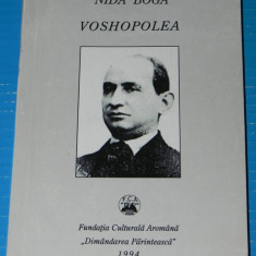 Voshopolea - Nida Boga. Aromana si romana. aromani (02511 - Istorie