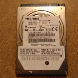 Hard-disk / HDD TOSHIBA 400GB MK4055GSX Defect - Sectoare realocate - HDD laptop Toshiba, 300-499 GB, SATA