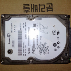 Hard disk 2, 5 Seagate 160g sata Momentus 5400.3 - DEFECT - HDD laptop Seagate, 100-199 GB, SATA2, 8 MB